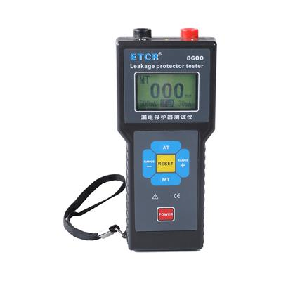 铱泰 漏电保护器测试仪 ETCR8600