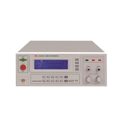 南京长盛 光伏恒流接触压降测试仪 CS9906AG-40
