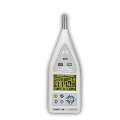 台湾泰玛斯tenmars 二級型積分式噪音錶ST-107S