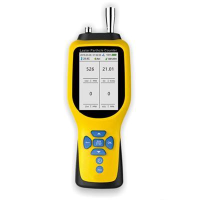 二氧化碳 泵吸式复合气体检测仪(二氧化碳) GT-1000-CO2