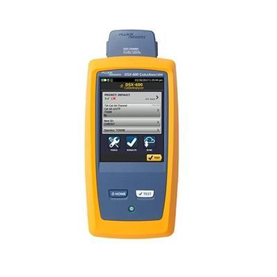 福禄克(FLUKE) DSX-600 CH DSX线缆认证分析仪 (GB50312-2016)