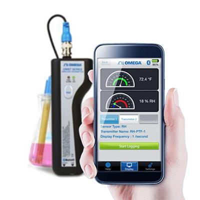 美国omega OMEGA手持蓝牙无线温度 UWBT-AC-CN