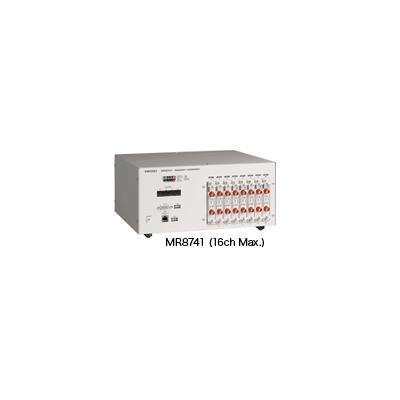 日本日置HIOKI存储记录仪MR8741