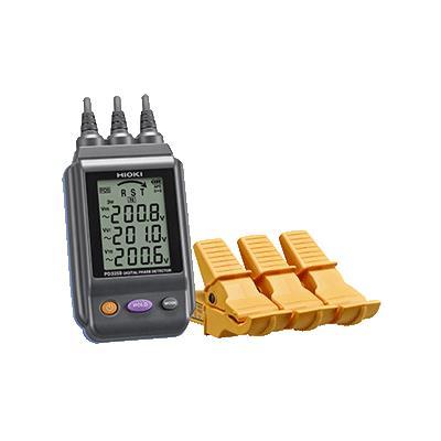 日本日置HIOKI非接触式电压/相序表PD3259