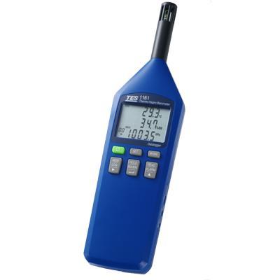 台湾泰仕TES温湿度记录仪TES-1160