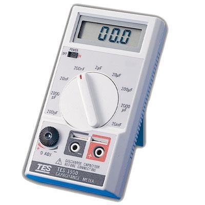 台湾泰仕TES电容表TES-1500