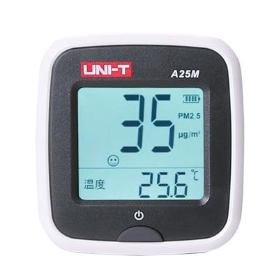优利德 便携式检测仪 PM2.5