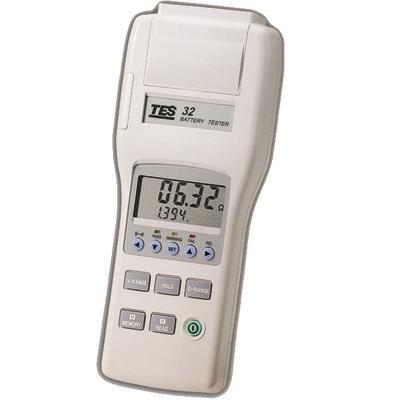 台湾泰仕TES电池测试器TES-32A