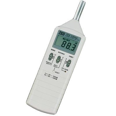 台湾泰仕TES数字式噪音计声级计TES-1350A