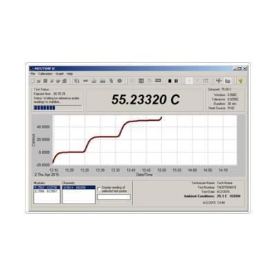 美国福禄克FLUKE  II Temperature Calibration Software v5.0TEMP