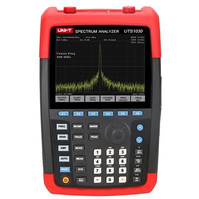 优利德  手持式频谱分析仪  UTS1030