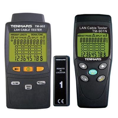 台湾泰玛斯tenmars 网络线缆测试仪 TM-901N