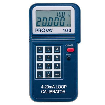 台湾泰仕4-20mA回路校正器PROVA-100