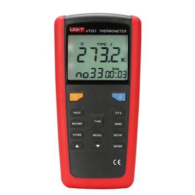 优利德  数字式温度计  UT321