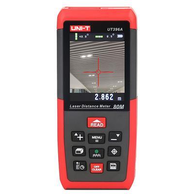 优利德   手持式可视激光测距仪   UT396A