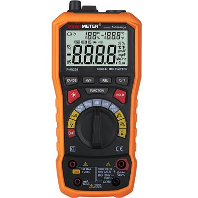 华谊仪器 4000计数多功能数字万用表 MS8229