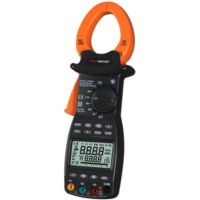华谊仪器 数字谐波钳形功率表 PM2203