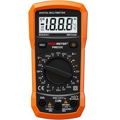 华谊仪器 2000计数数字万用表 PM8233C