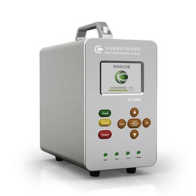 科尔诺 手提式复合气体分析仪 GT-2000