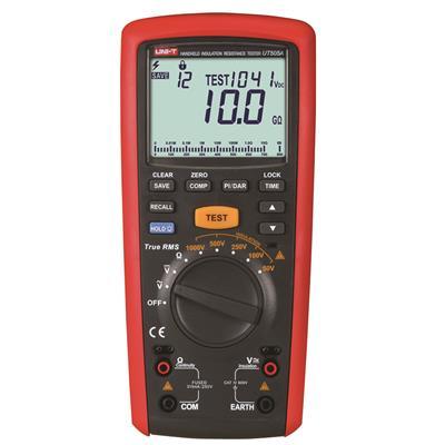 优利德  手持式绝缘电阻测试仪 UT505B