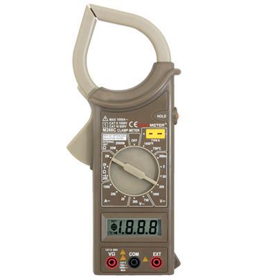 华谊仪器 交流数字钳形表 M266C