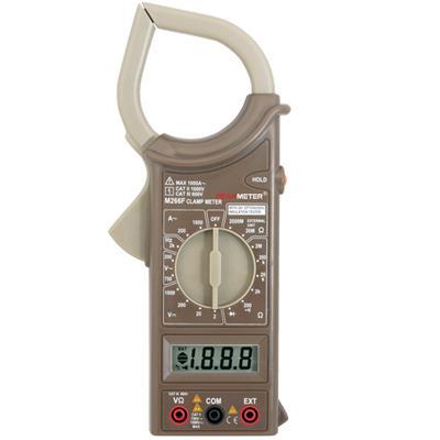 华谊仪器 交流数字钳形表 M266F