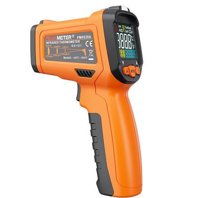 华谊仪器 红外线测温仪/带K型热电偶测温 PM6530A