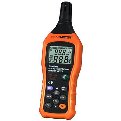 华谊仪器 数字温湿度表 PM6508