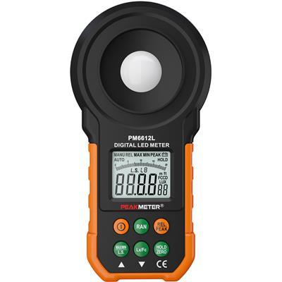 华谊仪器 数字LED照度计 PM6612L