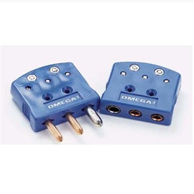 美国omega OMEGA 三插脚标准连接器 OTP-K-M