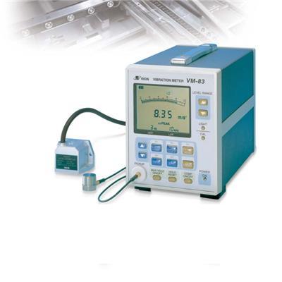 日本理音RION 振动仪/测振仪 汎用振動計 VM-83
