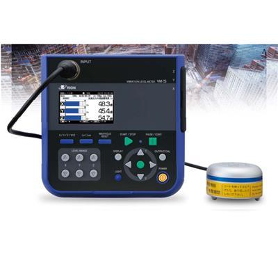 日本理音RION 振动仪/测振仪  VM-55