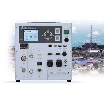 日本理音RION 噪音计 環境騒音観測装置NA-37B