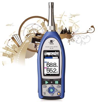 日本理音RION 噪音计 精密騒音計NL-62