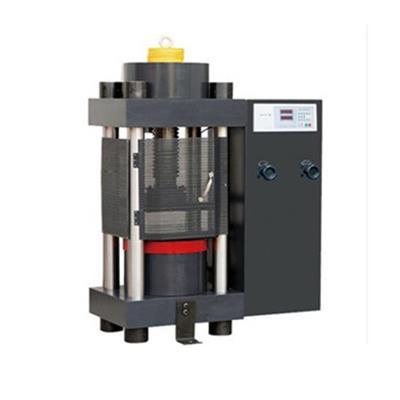 文腾试验 数显压力试验机 电动丝杠压力试验机 混凝土压力试验机 YES-2000