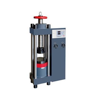 文腾试验 数显式压力试验机 混凝土压力试验机 压力试验机 YES-2000D