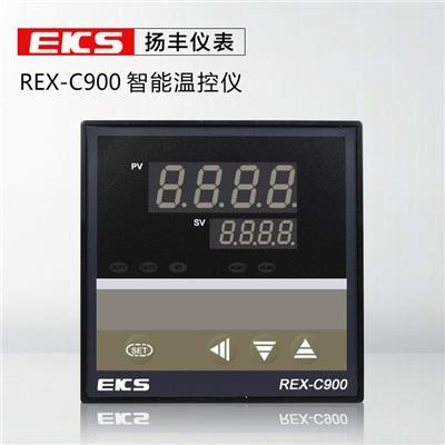 扬丰仪表 温度控制器REX-C900高精度数显温控表 可调节智能温控仪