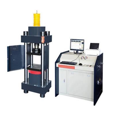 文腾试验 微机控制压力试验机 混凝土试验机 压力试验机 YAW-2000D