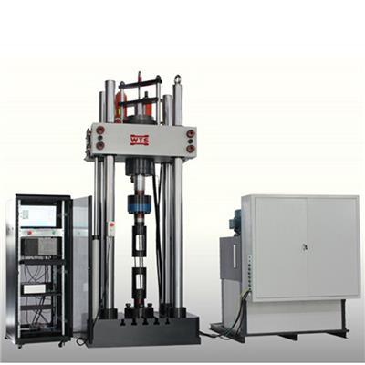 文腾试验 微机控制电液伺服疲劳试验机 WPL