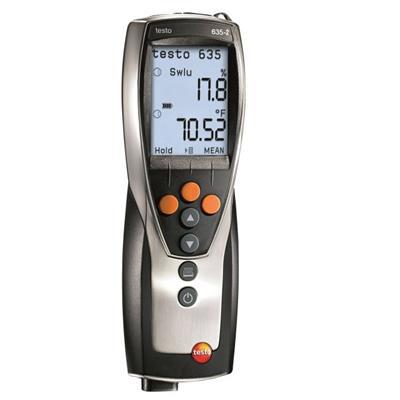 德国德图TESTO 温湿度计 testo 635-2 - 订货号  0563 6352