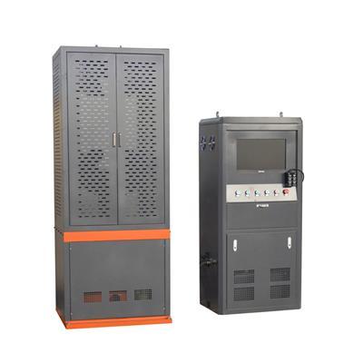 双鑫 触摸屏电液伺服万能材料试验机 WEW