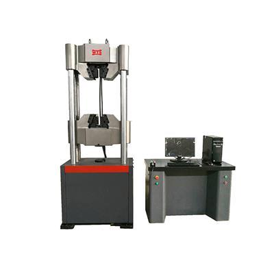 文腾试验 100吨液压万能试验机 液压万能试验机 WAW-E