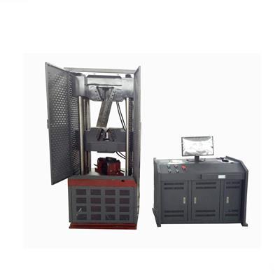 双鑫 微机屏显式万能材料试验机 WEW