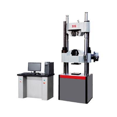 文腾试验 100吨试验机 微机控制液压万能试验机(液压试验机) WAW-C