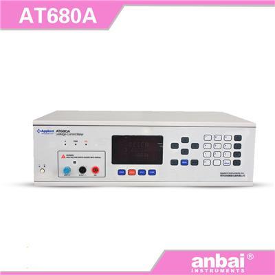 安柏anbai AT680A 超级电容漏电流测试仪