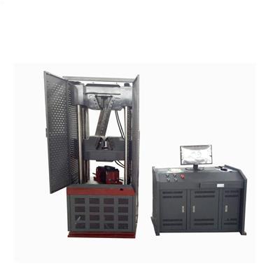 双鑫  微机控制电液伺服万能材料试验机 WEW