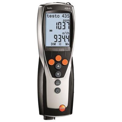 德国德图TESTO 多功能测量仪 testo 435-3 - 订货号  0560 4353