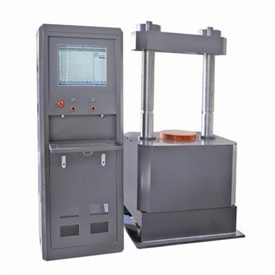 双鑫 全自动电液伺服压力试验机 DYE-2000D