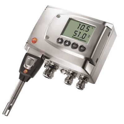 德国德图TESTO 温湿度变送器,精度±1.0%RH  testo 6681 订货号  0555 6681