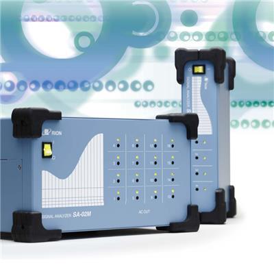 日本理音RION 分析器 分析処理器 SA-02A4